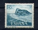 Stamps Spain -  campo de gibraltar
