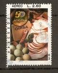 Stamps Honduras -  ALIMENTACIÓN