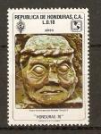 Stamps Honduras -  CABEZA  DE  VIEJO