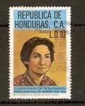 Sellos del Mundo : America : Honduras : MARÍA  TRINIDAD  del  CID