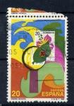 Stamps Spain -  diseño infantil de sellos
