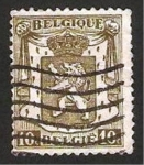 Stamps : Europe : Belgium :  escudo de armas