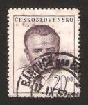 Stamps Czechoslovakia -  481 - Presidente Gottwald