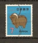 Stamps Japan -  OVEJA