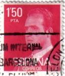 Stamps : Europe : Spain :  Juan Carlos I 1976