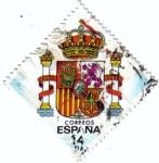 Stamps : Europe : Spain :  Escudo de España