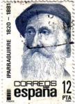 Stamps : Europe : Spain :  Centenarios. José María Iparraguirre