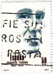 Stamps : Europe : Spain :  Centenarios. Joaquín Turina