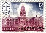 Stamps : Europe : Spain :  Exposición Internacional de filatelia de America, España y Portugal