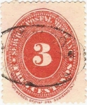 Stamps America - Mexico -  Numeral