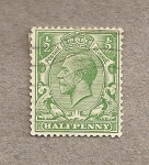 Sellos de Europa - Reino Unido -  Rey Jorge V