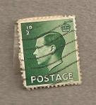 Stamps United Kingdom -  Rey Eduardo VIII