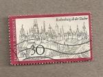Sellos de Europa - Alemania -  Rothenburg ob der Tauber
