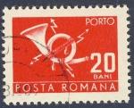 Sellos de Europa - Rumania -  telecomunicaciones