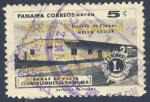 Stamps America - Panama -  Bodas de plata Club de Leones de Panama