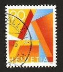 Stamps : Europe : Switzerland :  A