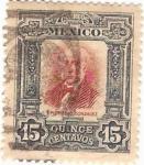 Stamps America - Mexico -  Epigmenio Gonzalez