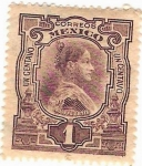 Stamps America - Mexico -  Josefa Ortiz de Dominguez