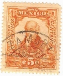 Stamps Mexico -  Hidalgo