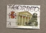 Sellos de Europa - España -  Sede Congreso