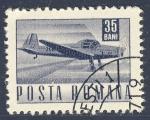 Sellos de Europa - Rumania -  avioneta