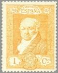 Sellos de Europa - España -  ESPAÑA 1930 499 Sello Nuevo Quinta de Goya Expo Sevilla Francisco de Goya y Lucientes 1c