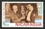 Sellos del Mundo : America : Nicaragua : 953 - Copa del mundo de fútbol 1930