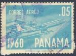 Stamps Panama -  Avion
