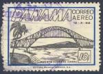 Sellos de America - Panamá -  Puente sobre el Canal
