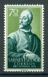 Sellos del Mundo : Europa : España : Miguel de Cervantes