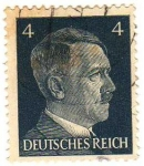 Stamps : Europe : Germany :  HITLER