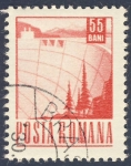 Stamps Romania -  central hidroelectrica