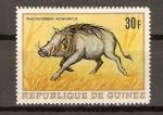 Sellos de Africa - Guinea -  JABAL�