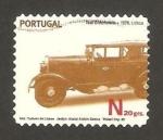 Sellos de Europa - Portugal -  taxi de lisboa de 1928