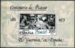 Stamps Spain -  El