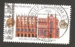 Stamps Germany -  patrimonio de la unesco