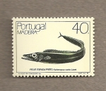 Stamps Portugal -  Pez Aphanopus carbo