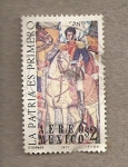 Sellos de America - México -  La Patria es lo primero