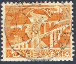 Stamps Switzerland -  puentes
