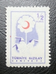 Stamps Asia - Turkey -  Turkiye kizilay Cemiyeti