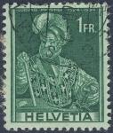 Stamps Europe - Switzerland -  Ludwig Pfyffer 1524-1594