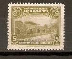 Stamps Haiti -  ACUEDUCTO