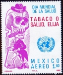 Sellos del Mundo : America : México : DIA MUNDIAL DE LA SALUD