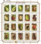 Sellos del Mundo : America : Honduras : 1127 a 1146 - 90 anivº del Banco Atlántida, Coleópteros de Honduras