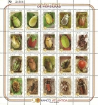 Stamps America - Honduras -  1127 a 1146 - 90 anivº del Banco Atlántida, Coleópteros de Honduras