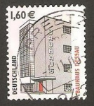 Stamps Germany -  2130 - Bauhaus en Dessau