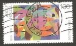 Sellos de Europa - Alemania -  2144 - Cuadro del pintor Adolf Holzel
