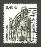 Sellos de Europa - Alemania -  2201 - Estatua de Johann Sebastián Bach