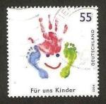 Stamps Germany -  por los niños