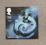 Stamps United Kingdom -  Criaturas míticas